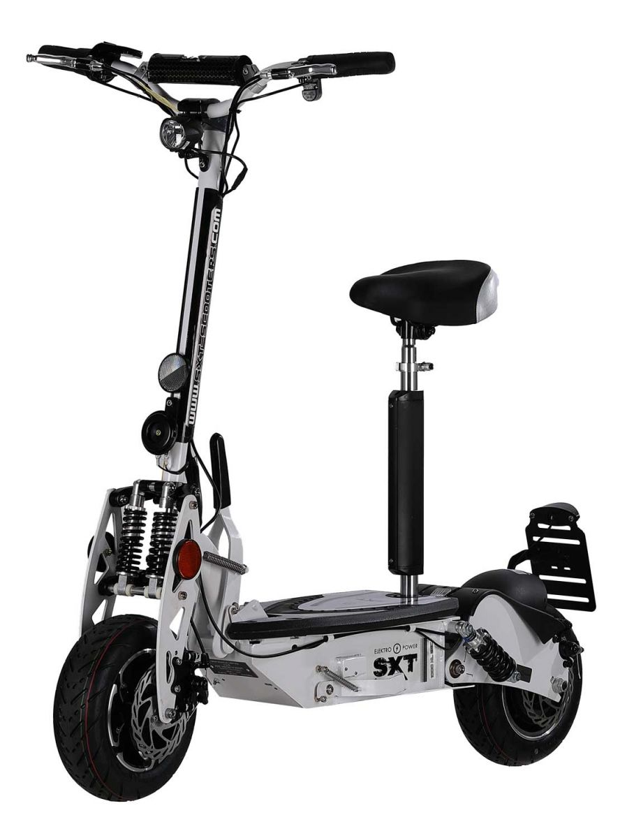 SXT1000 XL EEC - Facelift, white | eRevolution
