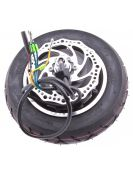 Hub motor 60V / 800W with tires