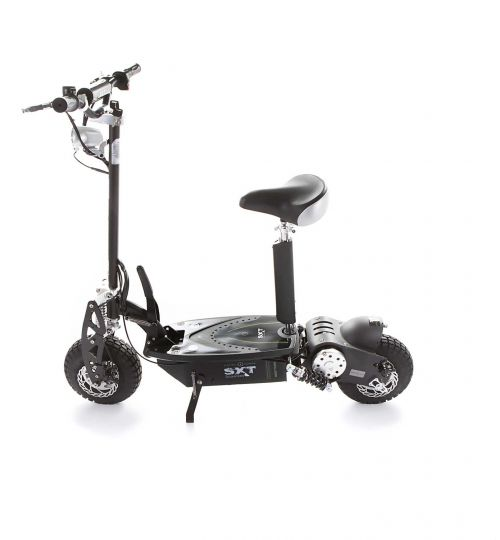 SXT1000 Turbo electric scooter, black