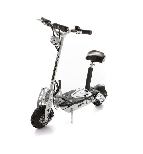 SXT1000 Turbo electric scooter, white