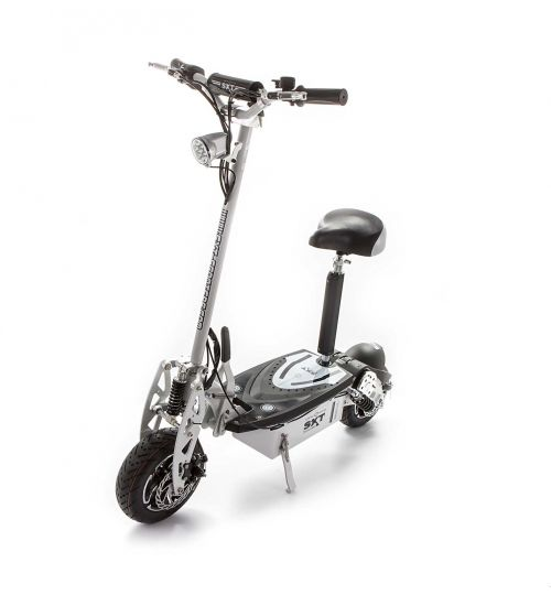 SXT1600 XL electric scooter, white