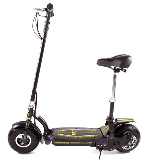 SXT300 Electric scooter -, 20 km/h black - 24V 300W Lithiumbattery