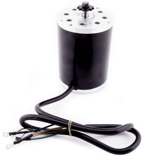 Brushless electric motor 48V / 1600W
