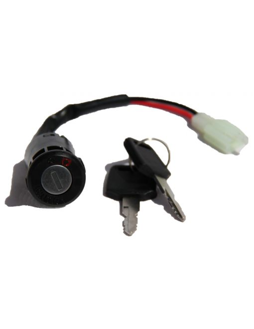Key switch / Ignition lock, one position, without light (2 wires)