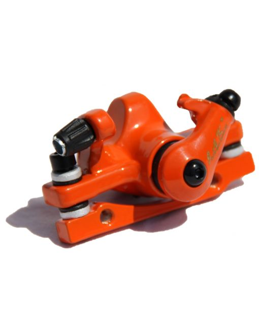 Brake body for rear and front axle - Jak 5, orange