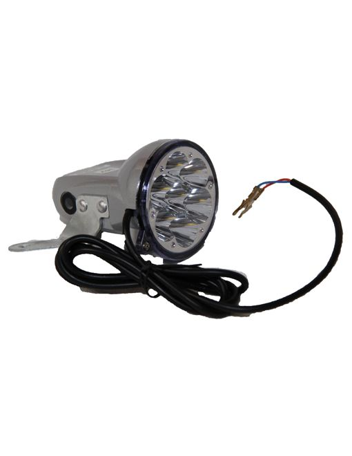 LED head light, 36V