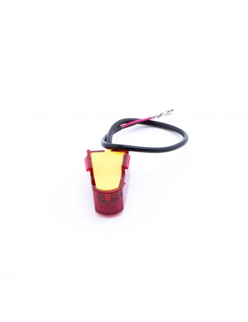 LED taillight (2-pin), 2 wires
