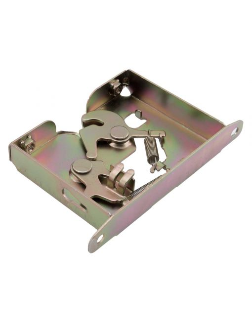Lock plate of seat